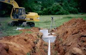Conventional Septic System Installation, Mainteance, and Repair in Maryland.